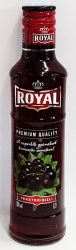 Royal Feketeribizli szeszesital 0.2  20/#  (28%)
