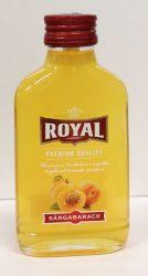 Royal Sárgabarack likőr 0.1  12/#  (28%)