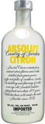 Absolut Citrom vodka 0.7  (40%)