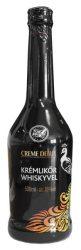 CremeDelux  Whisky-vel krémlikőr 0.5  (15%)