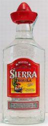 Tequila Sierra Silver 0.35  (38%)