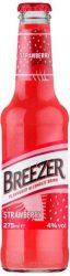 Bacardi Breezer Strawberry (Eper) 0,275  (4%)