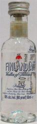 Finlandia vodka 0.05 mini 12/# (40%)