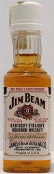 Jim Beam whisky 0.05 mini 10/#  (40%)