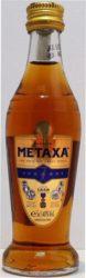 Metaxa*******  0.05 mini  (40%)