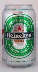 Heineken dobozos 0,33