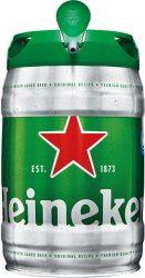 Heineken Draught party hordó 5 l