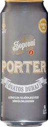 Soproni Óvatos Duhaj Porter 5,2% dob. 0.5
