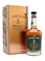 Jameson whisky 18 years Bow Street Ed. DD. 0,7l 55,3%