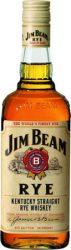Jim Beam Rye Whisky 0,7l 40%