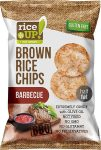 Rice Up Barbecue ízű rizs chips 60g        24/#