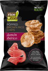 Rice Up Ibériai sonka ízű rizs chips 60g        24/#