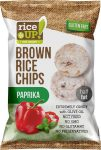 Rice Up Paprikás rizs chips 60g        24/#