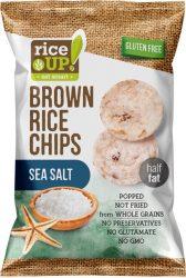 Rice Up Tengeri sós rizs chips 60g     24/#