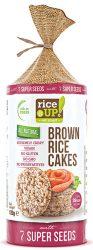 Rice Up Szelet Szupermagvas b.rizs szelet  120g    12/#