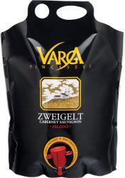 VARGA Borzsák Zweigelt-Cab. Sauv. fé. 3 l