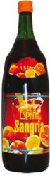 GRAPE Sangria Sol de Espana 1.5  6/#