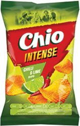 Chio Intense Chili & Lime  65 g  15/#