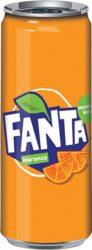 Fanta Narancs 0.33l dob.     24/#