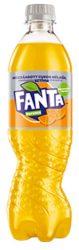 Fanta Narancs Zero 0.5l  PET  12/#