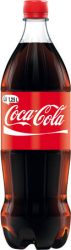 Coca-Cola 1.0l PET   12/#
