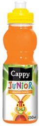 Cappy Junior Multi 0.25l  PET  12/#