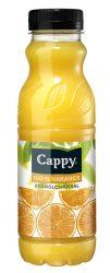 Cappy Narancs Gyüm.hússal 100%  0.33l  PET  12/#