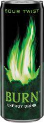Burn Sour Apple energiaital  0.25 12/#