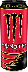 Monster L.Hamilton energiaital 0.5 12/#