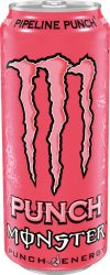 Monster Pipeline Punch  energiaital 0.5 12/#
