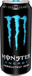 Monster Abs. Zero energiaital  0.5    12/#