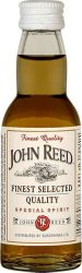 John Reed szi. whiskyvel 0.04 34,5% 24/#