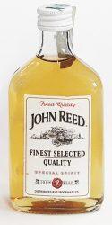 John Reed szi. whiskyvel 0.2 34,5%   12/#