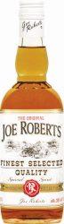 Joe Robert's szi. Whiskyvel  0.7 12/#   (34,5%)
