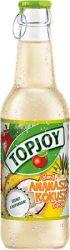TopJoy Kókusz-Ananász 25% 0,25l üveg  24/#