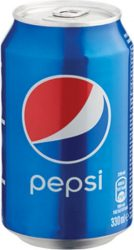 Pepsi Cola 0,33l dobozos    24/#