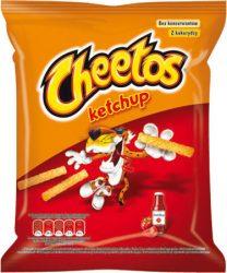 Cheetos Ketchup  43g        25/#