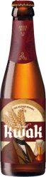 Pauwel Kwak félbarna sör 0,33l  8,4%