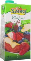 Szobi Vitafruit Piros 12% 1.0  12/#