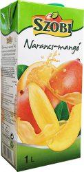 Szobi Narancs-Mangó 12% 1.0  12/#