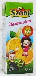 Szobi Narancs 12% 0.2  27/#