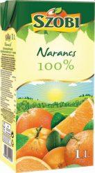 Szobi Narancs 100% 1.0  12/#