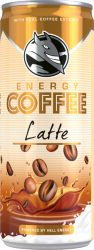 Energy Coffee Latte 0.25 24/#