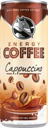 Energy Coffee Cappuccino 0.25 24/#