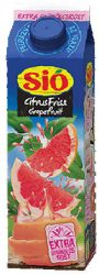 SIÓ Citrus Friss Grapefruit 1.0 25%  12/#
